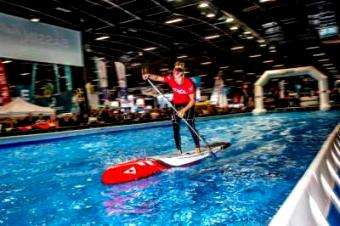 SUP International: Seychelle Webster Is Crowned 2019 App World Tour Racing Champion
