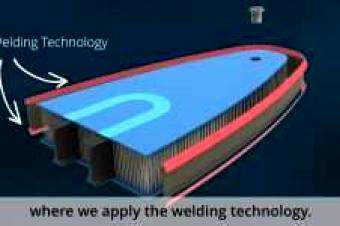 SUP International: Starboard Inflatable Welding vs Fusion Technology