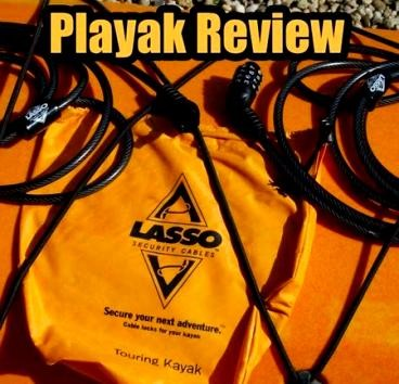 Independent Review: Original Lasso Kayak Lock