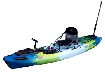 Jackson Kayak Second Gen Coosa HD Raises the Bar for Kayak Fishing Again