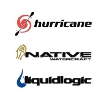 Hurricane Kayaks, Legacy Paddlesports, Merge