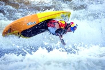 Jackson Kayak Wins Big at ICF Freestyle Kayak World Championships
