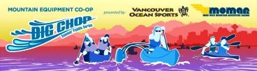 Second race event of the  Big Chop Summer Paddle Series - May 23 (Canada,BC)