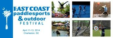 East Coast Paddlesports & Outdoor Festival - Apr 17-Apr 19 (US, SC)