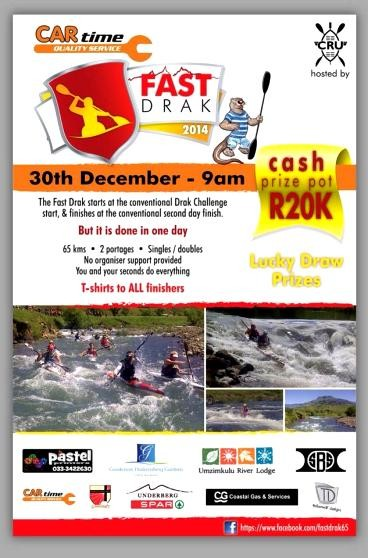 Fast Drak - Dec 30 (South Africa)