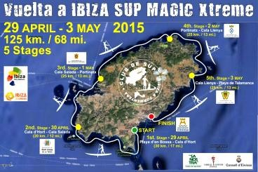 IBIZA SUP MAGIC Xtreme - Apr 29-May 3 (Spain)