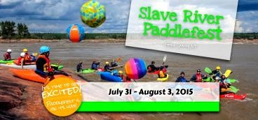 Slave River Paddlefest - Jul 31-Aug 3 (Canada,NT)