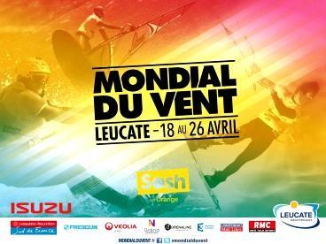 Mondial du Vent - Apr 18-Apr 26 (France)