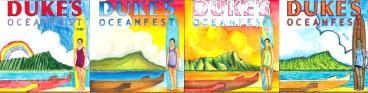 Duke's OceanFest - Aug 22-Aug 30 (HI)