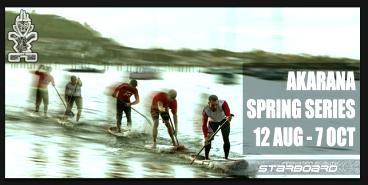 Akarana Spring Series - Race 7 - Oct 7 (New Zealand)