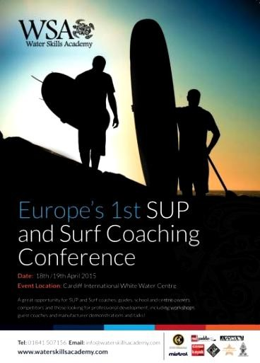 SUPboarder: Surf and SUP Conference 2015