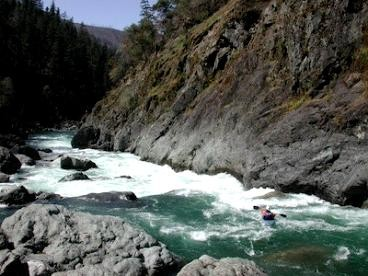Am. Whitewater: Protect Wild and Scenic Illinois and Nf Smith Headwaters (Ca/or)