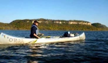 Canoe Kayak: Paddling The Mississippi River Alone