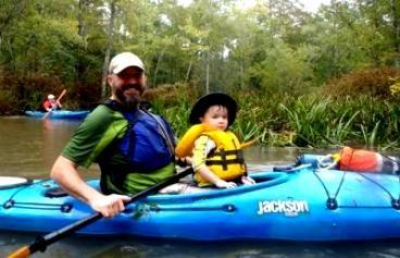 Jackson Kayak: Jackson Kayak Journey in the Wild Swamp of the Ghost River