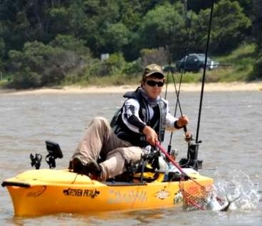 Kayak Angler Magazine: Hobie Bream Series–Round 2