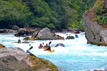 Rivers of Chile: Futaleufu RiverKeeper