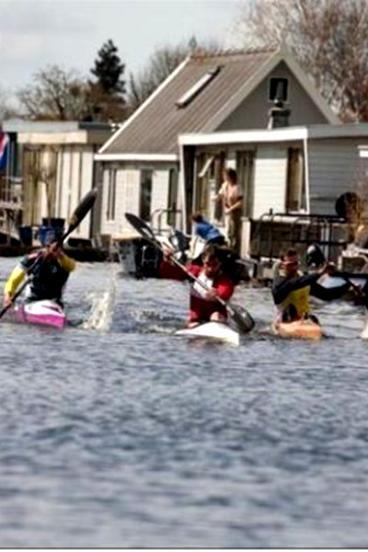 ICF: ICF Canoe Marathon Classic Series: Waterland Marathon