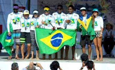 SUPracer: First Look At Brazil'S Squad for The Showdown in Sayulita