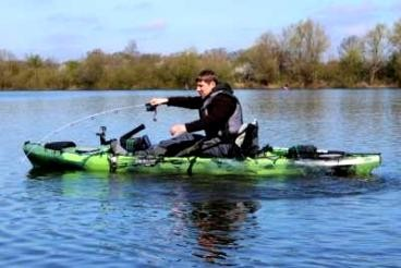 Jackson Kayak: Pike in the thicket