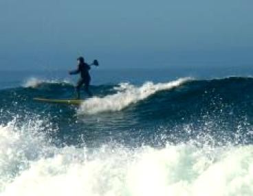 Elder SUP: Sea, Sand, Sup Tide Pools and Surf Surprises