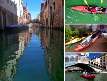 Inflatable Kayaks & Packrafts: Paddling the Venice Vogalonga