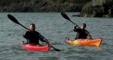 Confluence: AT Paddles Touring: Those Who Live It Know