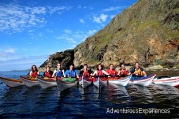 Adventurous Experiences: Personal Development Week - part 1