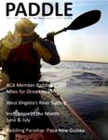 ACA Paddle: Paddle: Volume 1, Issue 3, July 2015