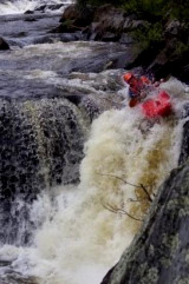 Kokatat Blog: Maine creeking