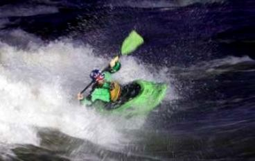 Jackson Kayak: Columbus White Water Park