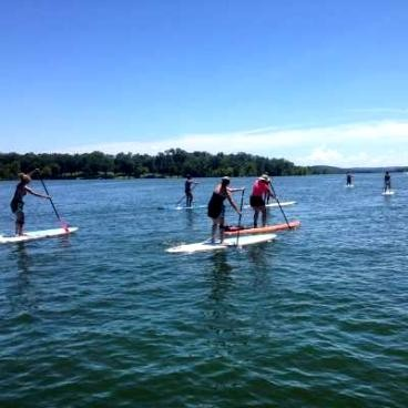 PaddleFit: Getting The Coaches Out on The Water Working on Technique for