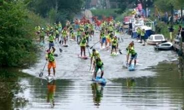SUPracer: 11 Cities Countdown: 72 Hours Til The World's Longest SUP Race Begins