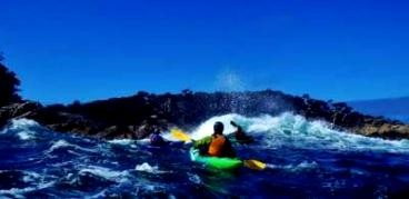 Canoe Kayak: Intro to Rock Gardening Understanding Waves