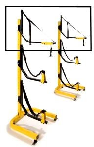 suspenz 3rd Boat Kayak Expansion Rack