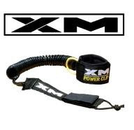 SurfMore XM 12 Power Clip Regular Coil SUP Leashes