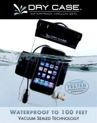 Dry Case DryCASE for iphone / camera / music player