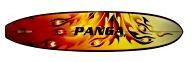 panga-surf IS 02 Fire Graphic