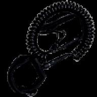 jimmy-styks Coil Leash