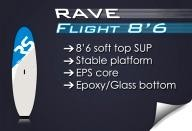 rave-sup Flight 8'6""