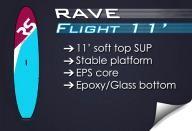 rave-sup Flight 11\
