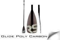 rave-sup Glide Poly Carbon SUP Paddle