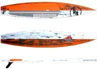 Boardworks Eradicator Brushed Carbon 14\