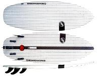 Boardworks Flying Pig 5'2""