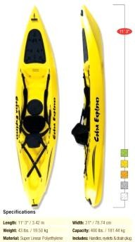 Cobra Kayaks Cobra Explorer