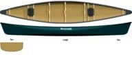 Wenonah Canoe Cascade 17\