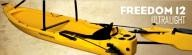 Freedom Hawk Kayaks Inc. Freedom 12 Ultralight