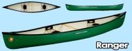 Venture Canoes Ranger 16