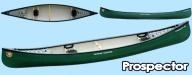 Venture Canoes Prospector 15