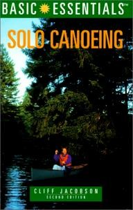 Falcon Basic Essentials Solo Canoeing, 2nd (Basic Essentials Series)