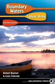 Wilderness-Press Boundary Waters Canoe Area Western Region